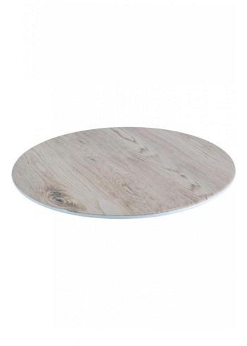 """100032, Kadastar, melamine platter """"Forest"""", round"""